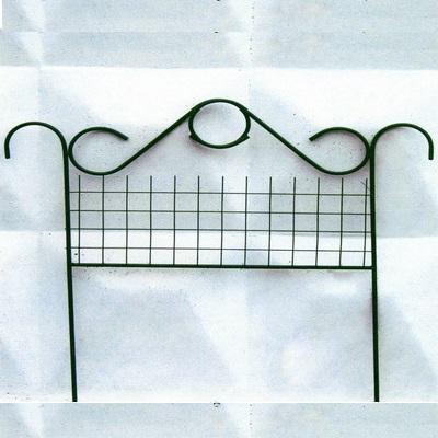 Забор классический