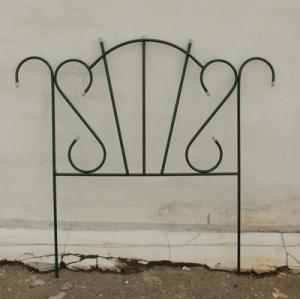 Забор садовый Арфа