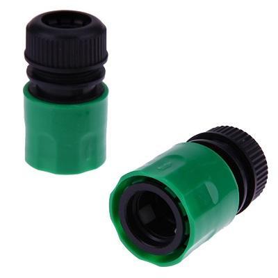 Коннектор-соединитель(GD-18714B)3/4 с клапаном