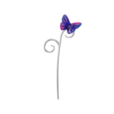 Держатель д/орхидей Бабочка