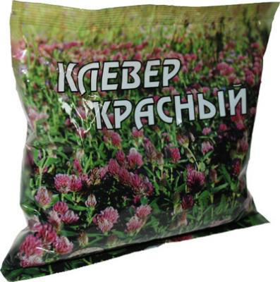 Клевер красный сорт Трубетчинский местный
