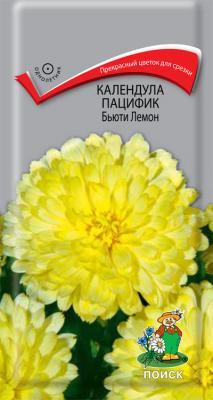 Календула пацифик Бьюти Лемон